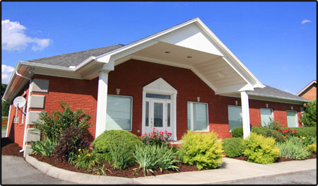 Campbell Dental Care Office